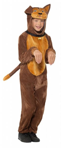 Dog Costume - Brown